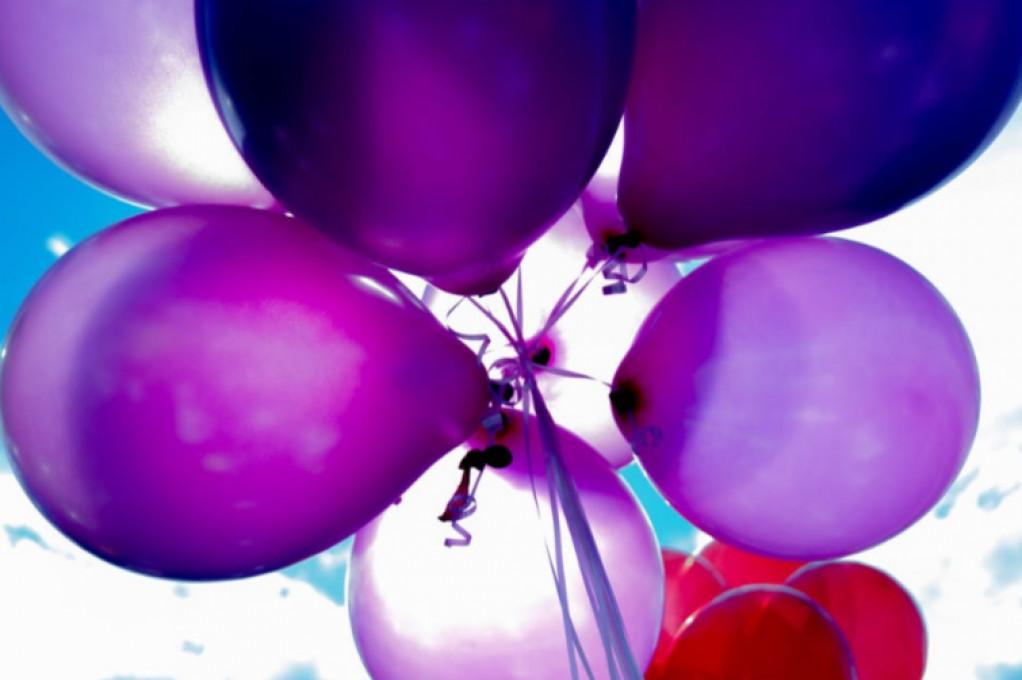 Farverig fødselsdag