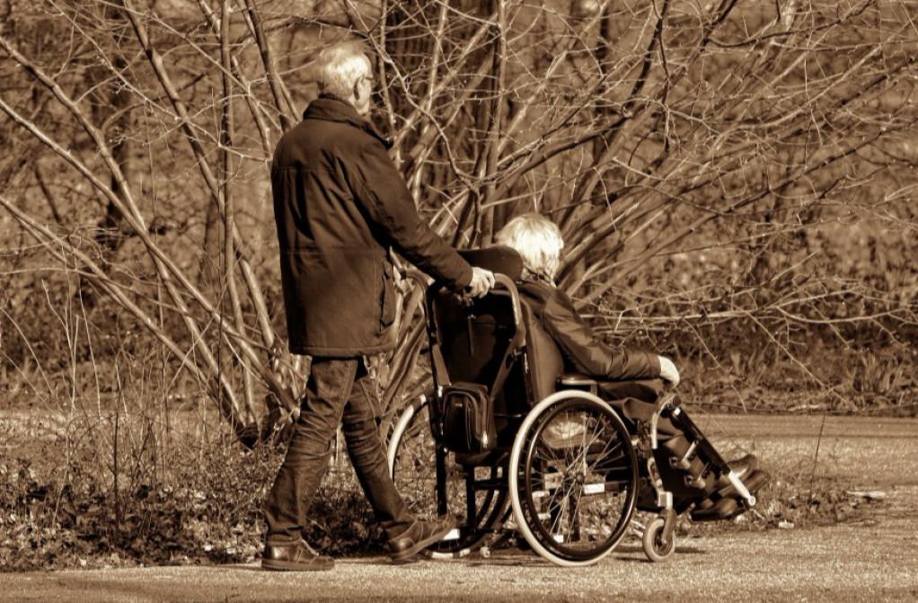 Sådan rejser du nemmest med en kørestol