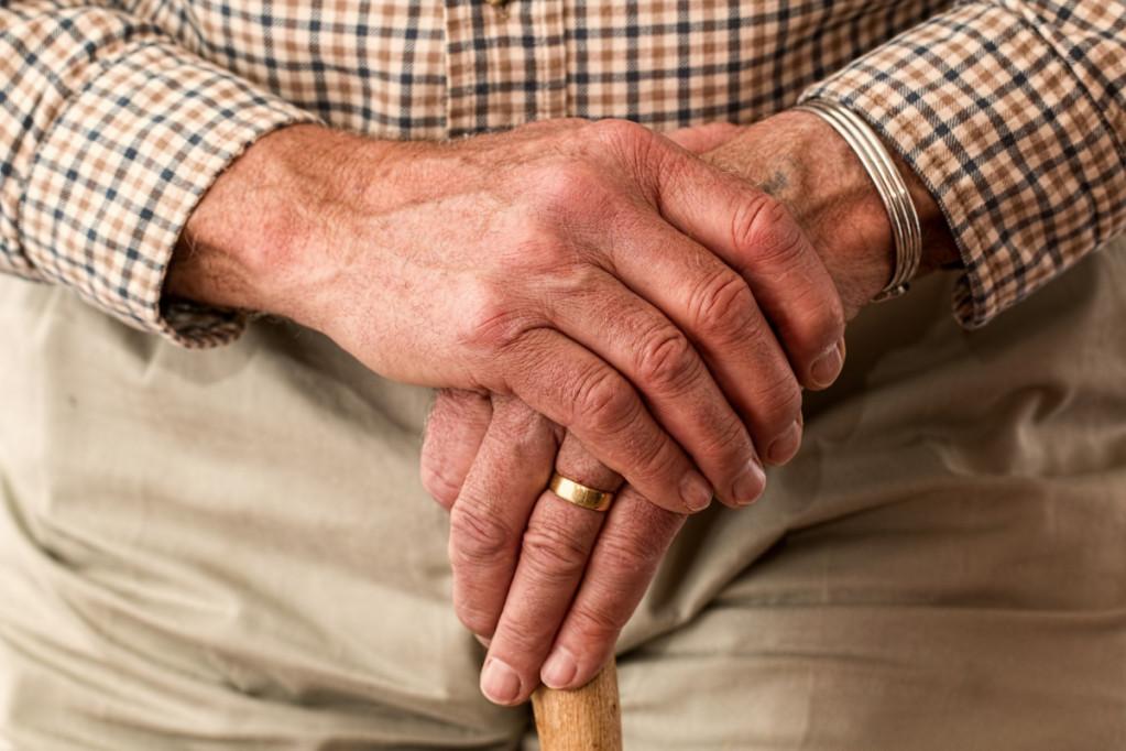 Stok og alder er ingen forhindring i at rejse